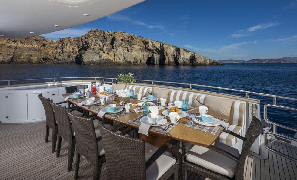 yacht charter greece